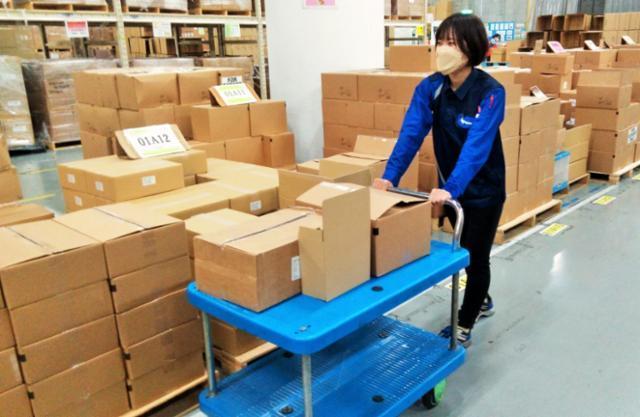 佐川グローバルロジスティクス株式会社 神戸SRCの画像・写真