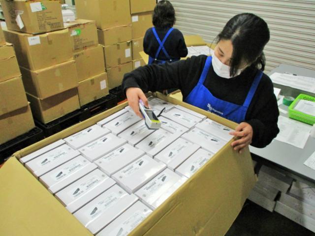佐川グローバルロジスティクス株式会社 東松山SRCの画像・写真